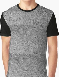 Paisleyness  Graphic T-Shirt