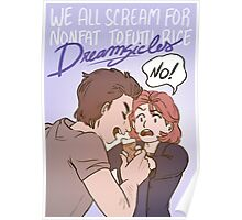 Scully's Dreamsicle Poster