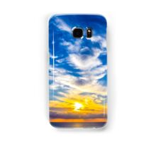 Caribbean Sunset Samsung Galaxy Case/Skin