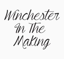 Winchester in the Making Baby Tee