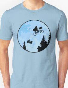 E.T. The Extraterrestrial Falling Unisex T-Shirt