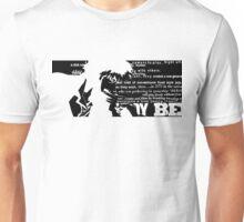 Spike Cowboy bebop Black Unisex T-Shirt