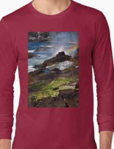 The Rugged Beauty Of The Oregon Coast - 2 © Long Sleeve T-Shirt