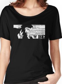Spike Cowboy bebop White Women's Relaxed Fit T-Shirt