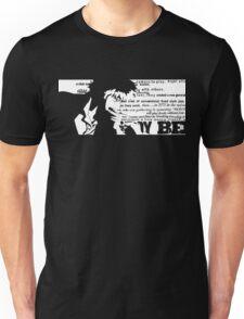 Spike Cowboy bebop White Unisex T-Shirt