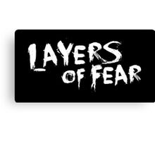 Layers of Fear Classic Canvas Print