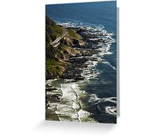 The Rugged Beauty Of The Oregon Coast - 3 © Greeting Card