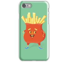 Happy French Fries iPhone Case/Skin