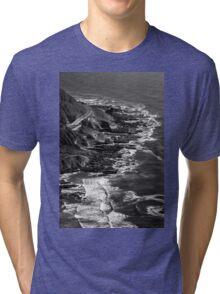 The Rugged Beauty Of The Oregon Coast - 4 © Tri-blend T-Shirt
