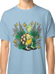 Tired Turtle - 1 Classic T-Shirt