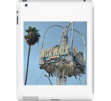 Norwalk iPad Case/Skin