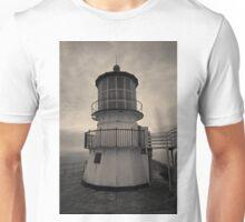 Point Reyes Lighthouse I Toned Unisex T-Shirt