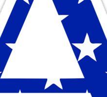 Stars Alpha Sticker