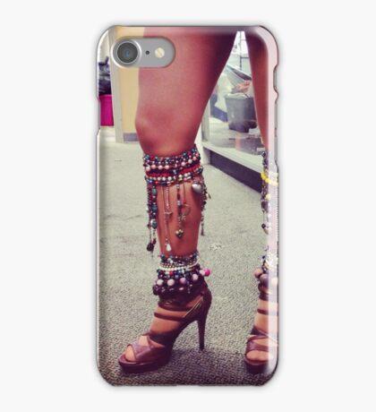 Fancy Feet iPhone Case/Skin