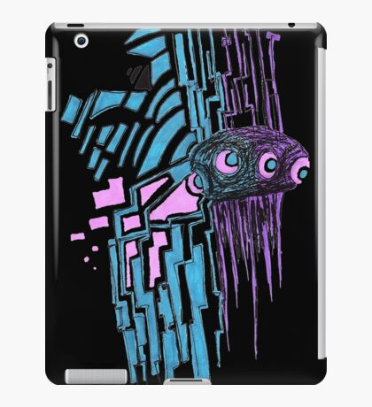 The Probot Blows iPad Case/Skin