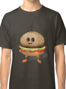 Happy Hamburger Classic T-Shirt