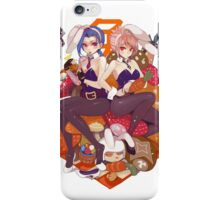 Jinx & Riven (And a little Teemo) iPhone Case/Skin