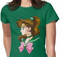 Sailor Moon: Sailor Jupiter  Womens Fitted T-Shirt