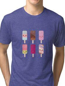 Yummy icecreams Tri-blend T-Shirt