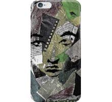 Mixed Portrait iPhone Case/Skin
