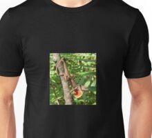 Orange Throated Unisex T-Shirt