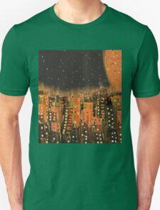 Northern Norwegian Urban Night Unisex T-Shirt