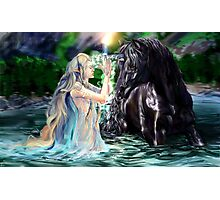 Magic in the Water Photographic Print