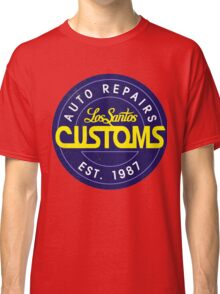 Los Santos Customs logo Classic T-Shirt