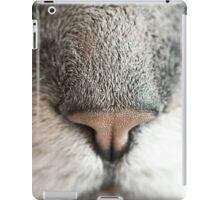 The Cat's Smeller iPad Case/Skin