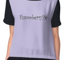 ShmooberryPie - official name branded goods Chiffon Top