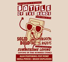 Summertime Battle of the Bands Unisex T-Shirt