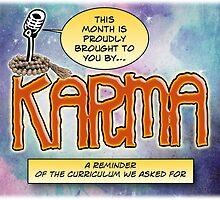 Karma - A Reminder by Paul  Reynolds