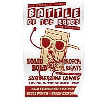 Summertime Battle of the Bands Poster