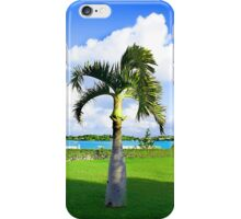 Bermuda Palm Paradise iPhone Case/Skin