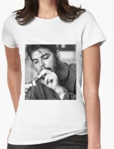 El Che Womens Fitted T-Shirt