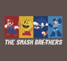 The Smash Brothers by Teague Hipkiss