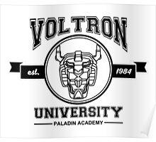 Voltron University Poster