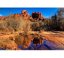Cathedral Rock Arizona Photographic Print