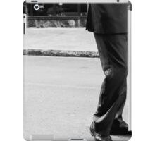 It's Business Time. iPad Case/Skin