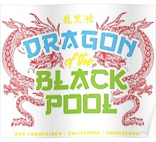 Dragon of the Black Pool Poster