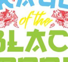 Dragon of the Black Pool Sticker