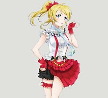 Love Live-Ayase Eli Womens Fitted T-Shirt