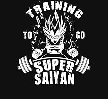 Training To Go Super Saiyan (Vegeta) Unisex T-Shirt