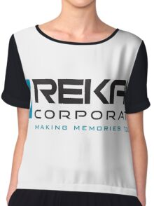 Rekall Corporation Chiffon Top