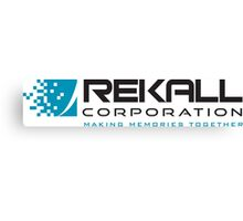 Rekall Corporation Canvas Print