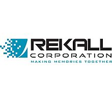 Rekall Corporation Photographic Print