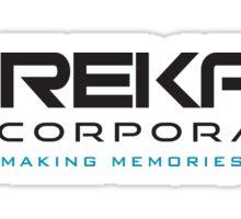 Rekall Corporation Sticker