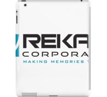 Rekall Corporation iPad Case/Skin