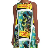 The Man From Planet X A-Line Dress