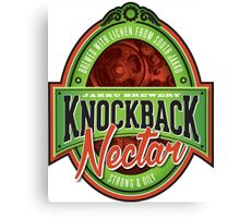 Knockback Nectar Canvas Print